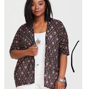 Torrid NWT  Womens Knit Cardigan
